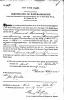 Steinmetz - Leonard - Naturalisation Certificate