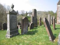 Renwick Family Graves at Wamphray