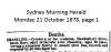 Chaseling - Sarah Mary - Death Notice