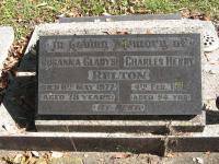 Relton - Rosanna Gladys and Charles Henry