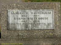 Whitehouse - Samuel E and Sarah