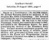 Walmsley - Edward - Obituary