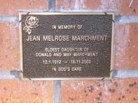Marchment - Jean Melrose