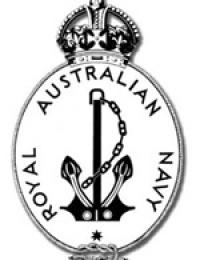 Royal Australian Navy Crest - 1949