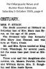 Syron - Mary Ann - Obituary