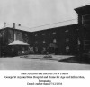 Parramatta Asylum/State Hospital and Home for Age and Infirm Men