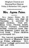 Paine - Agnes