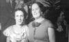 """Zucker-Mary Macey """"Polly"""" and Daisy Catherine Donkin."""