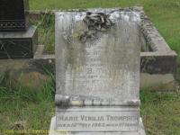 Thompson - Essie Laura and John B