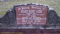 Slade - Alfred Henry, Earl and Doris Irene