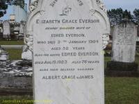 Everson - Elizabeth Grace, Edred, Albert, Grace and James