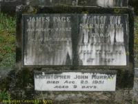 Page - James and Sarah Jane and Murray - Christopher John