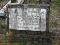 Reeves - Nettie Maud and James Robert