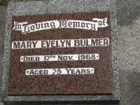 Bulmer - Mary Evelyn