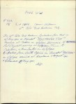 Lindore - James William - Service History Boer War