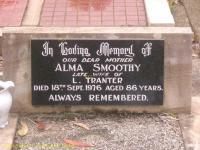 Smoothy (Tranter) - Alma