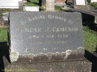 Cameron - Duncan J