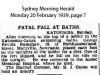 Ramshaw - George - Fatal fall