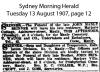 Skinner - John Manly - Funeral Notice