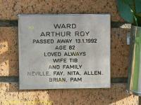 Ward - Arthur Roy