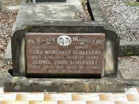 Schlenert - Cora Margaret and Ludwig John
