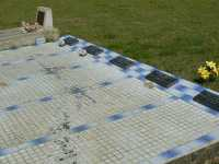 Anderson family graves at Redbank