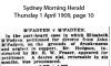 McFadyen v McFadyen - John and Elizabeth - Decree Nisi issued
