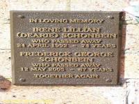 Schonbein - Irene Lillian and Frederick George