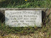 Russell - Matilda