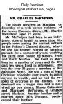 McFadyen - Charles - Obituary