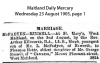 McFadyen - Russell - Hugh and Florence Hette - Marriage Notice