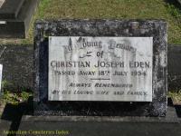 Eden - Christian Joseph