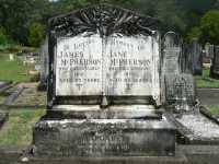 McPherson - James, Jane and Margaret