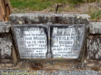 Moore - Arthur and Myrtle May