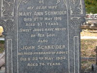 Schneider - Mary Ann and John