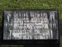 Davidson - William and Charlotte