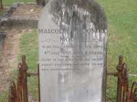 Moore - Malcolm McDonald