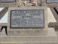 Munro - Charles and Annie
