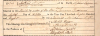 Hughes - Small - Mathew and Mary - Civil Marriage Certificate