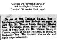 Small - Thomas - Obituary