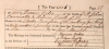 Oakes - Small - Francis and Rebecca - Marriage Certificate