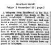 Sindel - R - Obituary