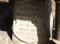 Small - Louisa Heneritta