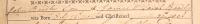 Bradley - John - Birth and Christening Certificate