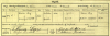 Lacey - Bartlett - Thomas and Winifred - Marriage Certificate