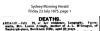 Ardagh - Louise - Death Notice