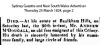 McDougall - Andrew - 1824 - Death Notice