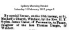 Oakes - Dargin - James and Fanny - Marriage Notice