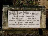 Weber - Benedict and Flora