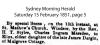 Marsden - Dargin - Charles Ingram and Eliza - Marriage Notice